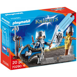 PLAYMOBIL : SET CABALLEROS