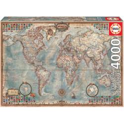 EDUCA : Puzzle 4000 piezas...