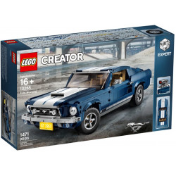 LEGO EXPERT : FORD MUSTANG