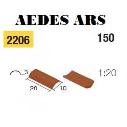 AEDES : TEJA ARABE escala...
