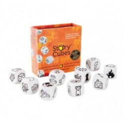 RORY´S : Juego Story Cubes...