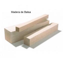 Liston de BALSA 3 x 3 mm