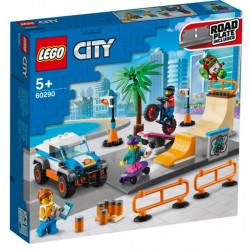 LEGO CITY :  Pista de Skate
