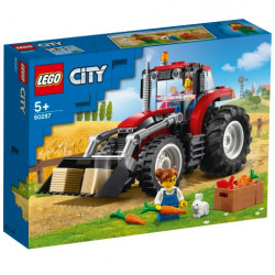 LEGO CITY : Tractor Agricola