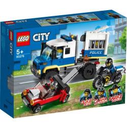 LEGO CITY :  TRANSPORTE...
