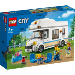LEGO CITY : AUTOCARAVANA