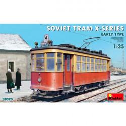 MINIART : TRANVIA  SOVIET...