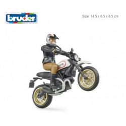 BRUDER : Moto Ducati...