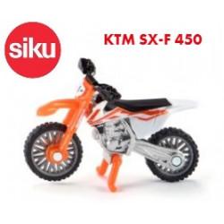 SIKU : Moto KTM SXF450...