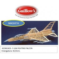 GUILLOWS : F-16 A Fightning...