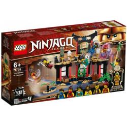 LEGO NINJAGO : Torneo de...