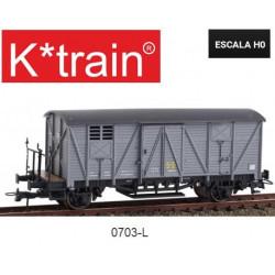 K-TRAIN  :  VAGON CERRADO...