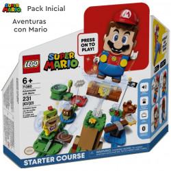 SUPER MARIO : Pack Inicial:...