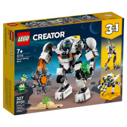 LEGO CREATOR : Meca Minero...