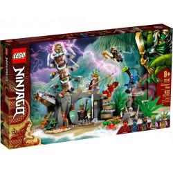 LEGO NINJAGO : Aldea de los...