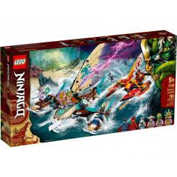 LEGO NINJAGO : Batalla...