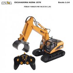 HUINA : Excavadora R.C. 15...