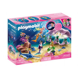 PLAYMOBIL : Concha con Luz