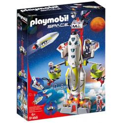 PLAYMOBIL : COHETE CON...