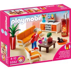 PLAYMOBIL Dollhouse : SALA...