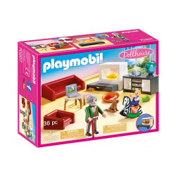 PLAYMOBIL Dollhouse : SALON