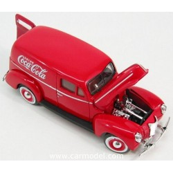 COCA COLA : CAMION Ford...