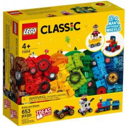 LEGO CLASSIC : Ladrillos y...