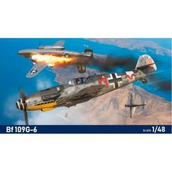 EDUARD : BF109G-6   Escala...