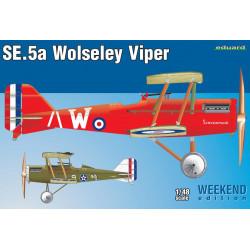 EDUARD : SE.5a Wolseley...