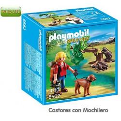 PLAYMOBIL : Castores con...