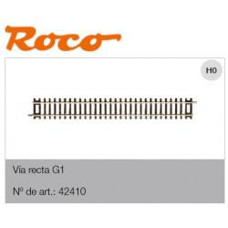 ROCO Line :  VIA RECTA G1...