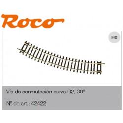 ROCO Line :  VIA CURVA R2...