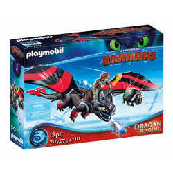 PLAYMOBIL : Dragon Racing:...