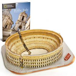 CUBICFUN : Pz. 3D COLISEO ROMA