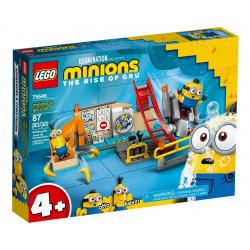 LEGO Minions : Minions en...