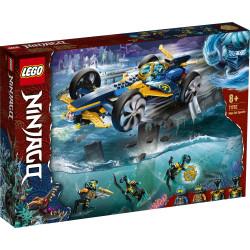 LEGO NINJAGO : Submarino...