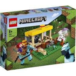 LEGO Minecraft : El Establo...