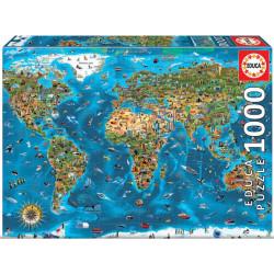 EDUCA : Pz.1000 piezas...