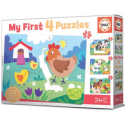 EDUCA : MY FIRST PUZZLE...