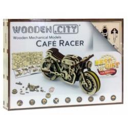 WOODEN CITY : kit en madera...