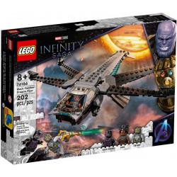 LEGO VENGADORES : Dragon...