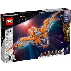 LEGO VENGADORES : Nave de...