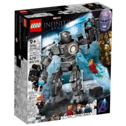 LEGO VENGADORES : Iron Man:...