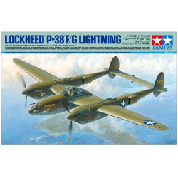 TAMIYA :  Lockheed P-38 FG...