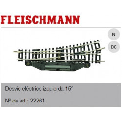 FLEISCHMANN :  Desvio...