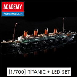 ACADEMI : R.M.S   TITANIC +...