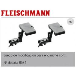 FLEISCHMAN : ENGANCHE CORTO...