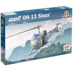ITALERI : OH-13 Sioux...