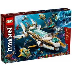 LEGO NINJAGO : BARCO DE...