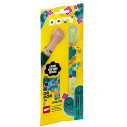 LEGO dots :  Pulsera cactus